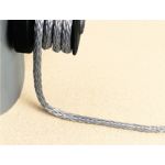 Dyneema 75 A must for your large yacht backstays 2.5 mm to 12 mm, color gray