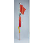 Telescopic IOR marker / IOR Telescopic Offshore Danbuoy yellow float