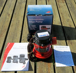 JOHNSON bilge pump L1600, 24 V