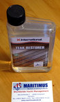 International Teak Restorer content 500 ml