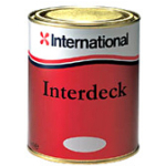 International Paint Interdeck colour grey 289, 750 ml