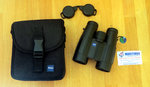 Carl Zeiss Victory 7x42 T FL black color models