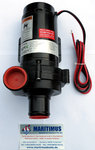 Johnson C090 magnetic centrifugal pump 12 V, 100 l / min, 38 mm hose connection