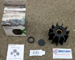 Johnson Pump Impeller F8 Impeller article number 09-819B