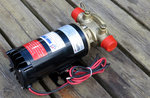 Johnson Pump F4B-11 Ultra Ballast Refueling and Deckwash 12V