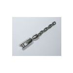 WASI Power Ball Anchor to chain connector, Chains diameter 20 mmn Duplex