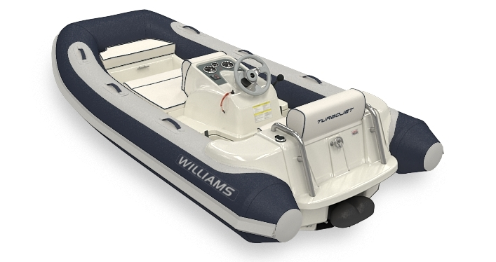Williams Jettender Turbojet 325 Color Blue