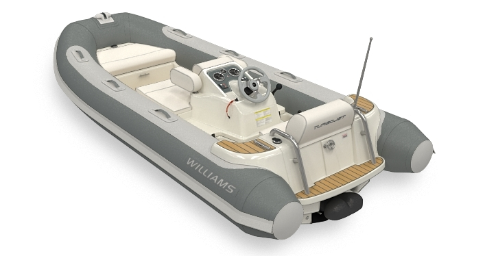 Williams Jettender Turbojet 385 Color Grey