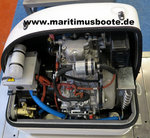 """Discount Blue Water"", Our tip 2017, Paguro 4SY, Marine power generators, diesel, 4KVA-3,5KW, Yanmar"