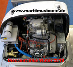 """Discount Blue Water"", Our tip 2019, Paguro 4SY, Marine power generators, diesel, 4KVA-3,5KW, Yanmar"