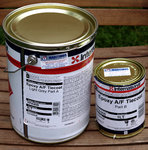 Epoxy International A/F Tie Coat (2-K.), 5 liters of grey,