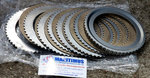 Borg Warner Velvet Drive Advance clutch disks for 72C
