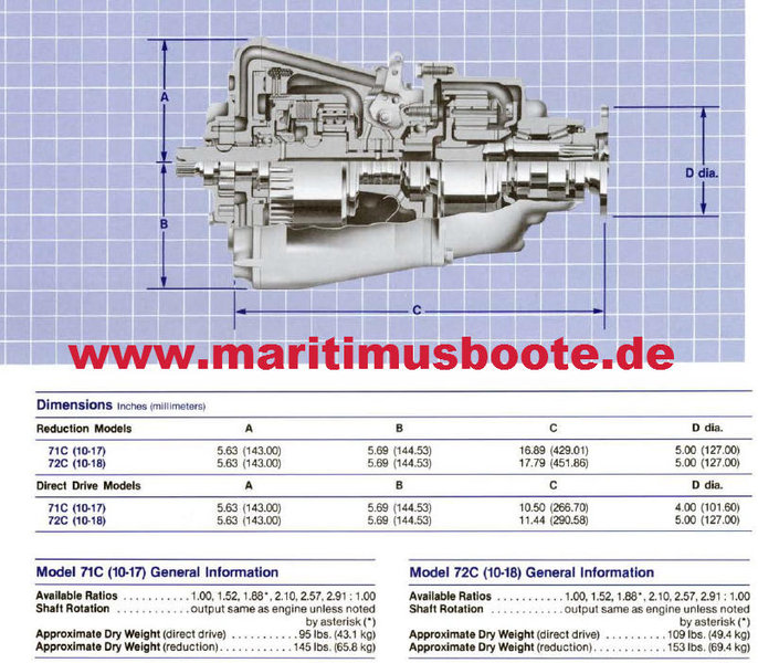 borg warner velvet drive oil pump assembly for 71c maritimus the rh maritimusboote de