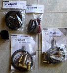 HALYARD Sea Strainer Alarm System Twin + SSA kit, H000428 incl. Siren 120db(a) H000447 / AS777