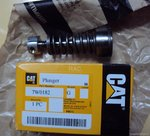 Caterpillar Plunger 7W0182 for CAT3408 , Original