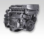 DEUTZ four-stroke diesel engine type BF4M1013MC, water cooled, GL approval