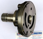 Borg Warner Velvet Drive, Oil pump for T72 Velvet Shuttle