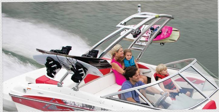 Monster Tower MTK Universal Wakeboard Tower, SOT-401