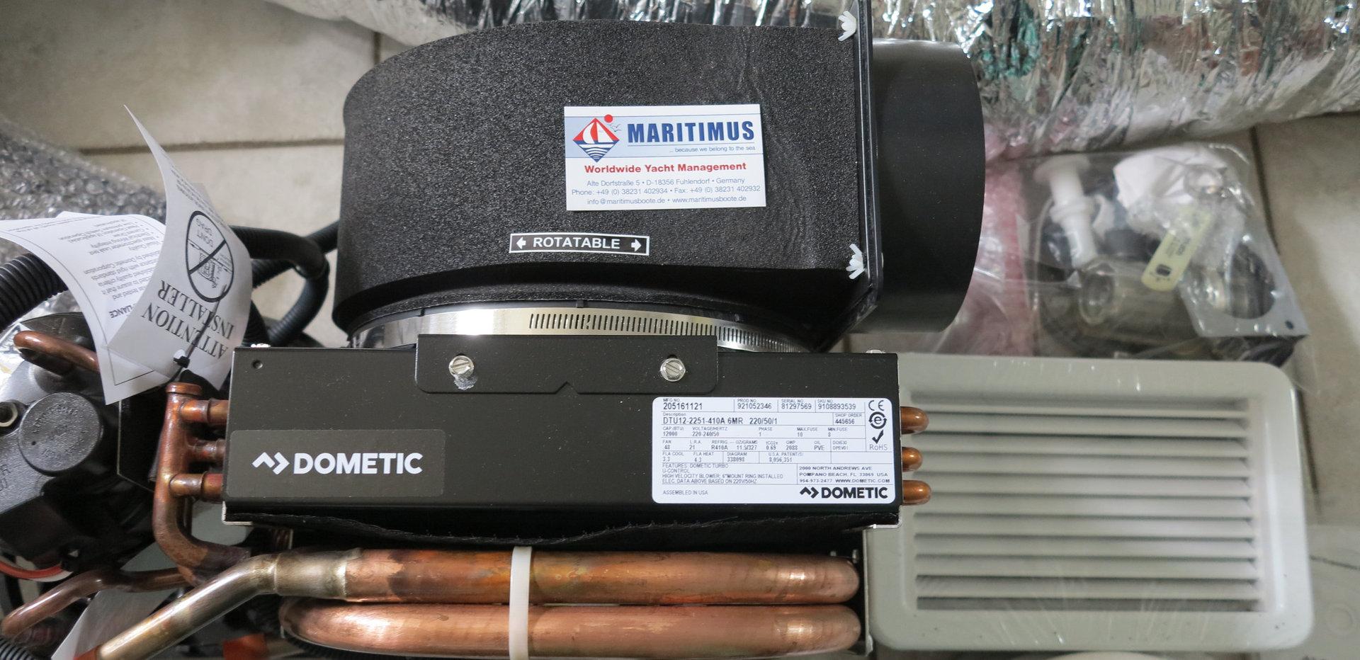 Dometic MCS 12 Marine Kompakti ilmastointilaite 230 V käyttöjännitteellä 3ec86c5204