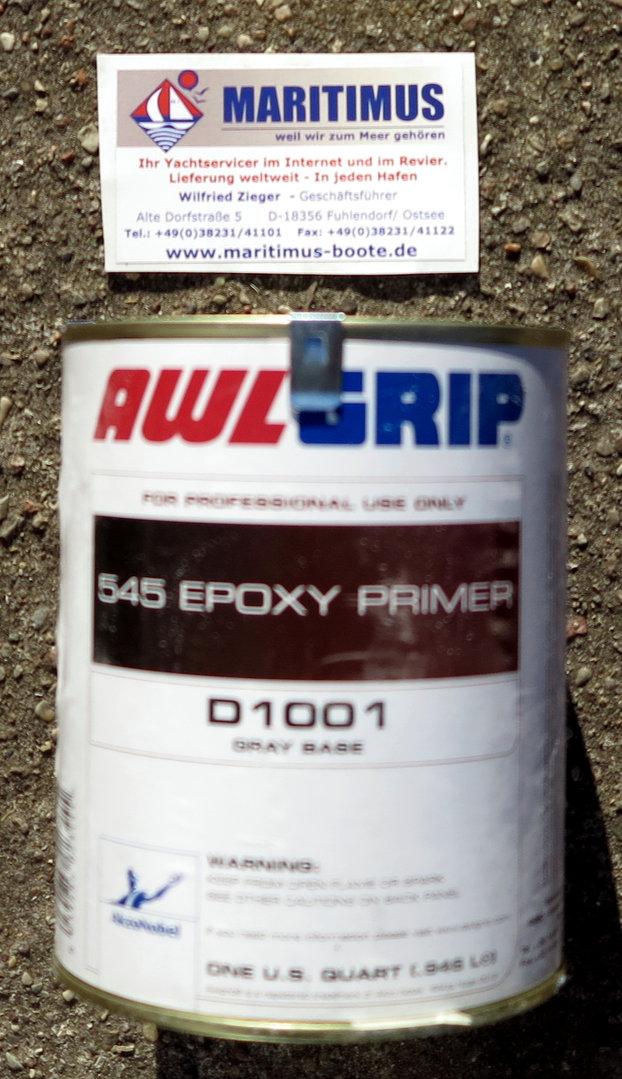 epoxy primer båt