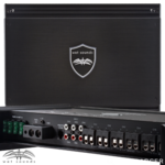 wet sounds SD6 - The Sinister  amplifiers use superior performance