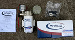 MARCO UP6 / E Self-priming electric pump / freshwater systems on boats 12 / 24V