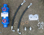 Oil Cooler Kit TM93, TM170, TM485, TM 880 retromarcia ingranaggi Technodrive