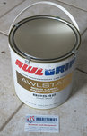 Awlgrip / Awlstar, Gold Label, antifouling, black, Shell White, light blue, dark blue, red, 1 gallon