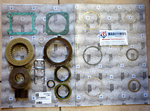 ZF seal and plate set, no. 3307199002 / 500440, Hurth HBW 250 and ZF25M