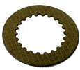 ZF clutch disc / inner disc, no. 3306304027, Hurth HBW 150 and ZF12M