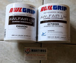 AwlGrip, AWLFAIR LW, Base D8200 + Converter D7200, 1+1 Quart, Fairing compound