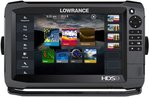 LOWRANCE HDS-12 Gen 3 ROW No Transducer, 000-11797-001
