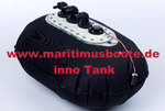 InnoTank 100 Litres / 26,4 Gallon (with 1 in-liner bladder), Fresh, Waste (Black or grey)