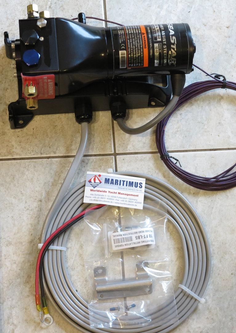 Hynautic Pro Steering Hose 18ft