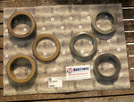ZF 3205199504 - ZF220A - Clutch Plate - Includes 26 Bronze, 24 Steel & 2 Pressure Plates
