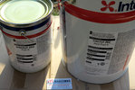 International Intertuf 262, protection contre la corrosion, Rouge, Partie A - 16 litres, Partie B -
