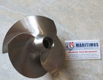 Williams - Weber - TEXTRON Edelstahl Impeller 12/17R Swirl 285/325 Jet