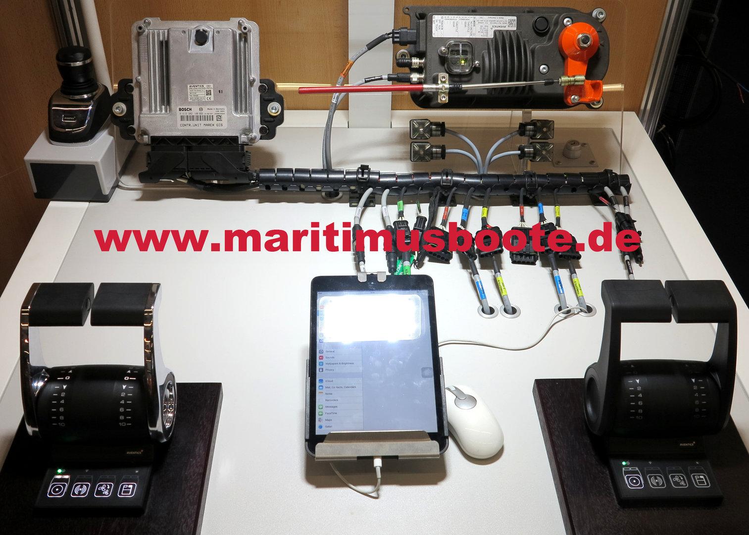 Bosch Rexroth Aventics Marex Ecs Wiring Harness Twin Table