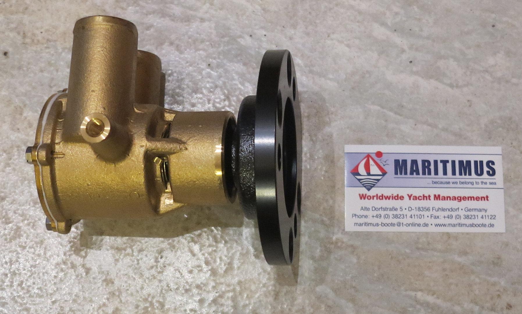 Bomba de agua para nanni diesel 4.190he water Pump