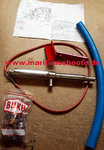 Bukh, preheater Kit for DV24, DV29, DV32 etc 42V / 350 Watt, 022D6613, replacement for BUKH 008E9212