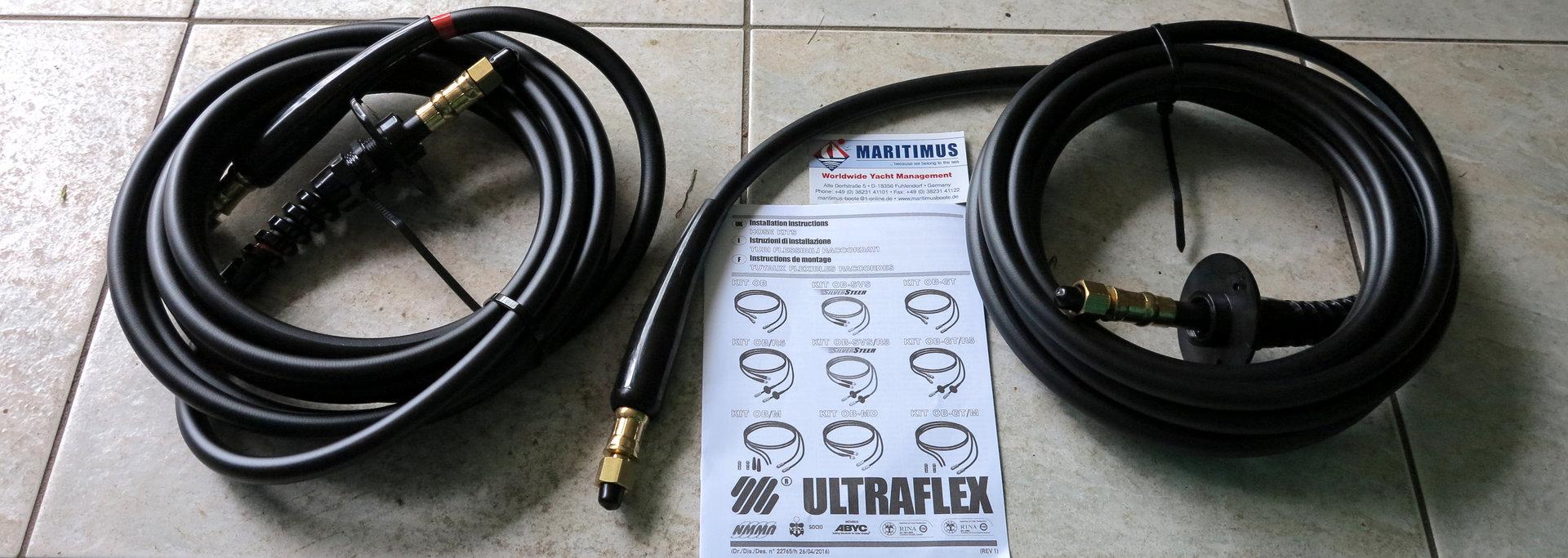 Ultraflex Kit due tubi 5,5 m OB-55