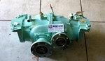 BPM V-drive model V.D./65 reduction ratio 1,04 right