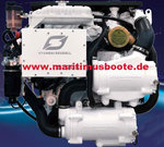 V6, 270HP / 199KW, Hyundai S270J (Waterjet) TURBO et Intercooler, Bobtail