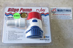 Rule 500 Bilgepumpe 24V/1.5A, Rule 25DA-24