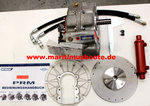 PRM Transmission Kit, PRM 150D2 reduction 2.09:1, including cooler, damper plate etc.