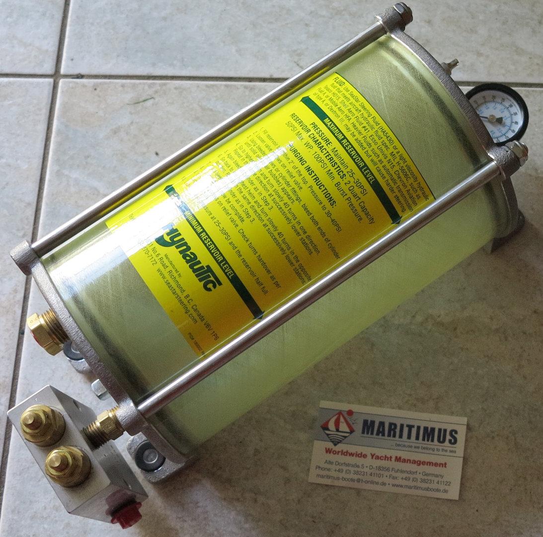 Hynautic CL-B4 or Hynautic CR-B4, Control CL-B4, Control CR-B4m Sender Seal  Kit, Hynautic ECS-05