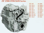 ZF BW 255 P/ ZF 2555 Gear, Ratio 2.030