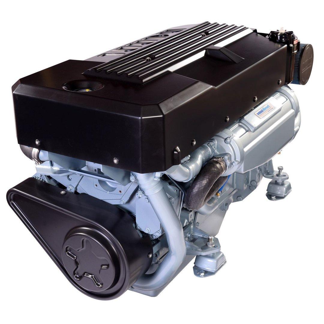 John Deere N13 800 CR2, 560KW / 760HP, 2,200rpm, base engine