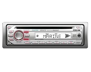 Uitgelezene Sony Marine Radio / CD-MP3-Player CDX-MR10 - MARITIMUS. The KH-44