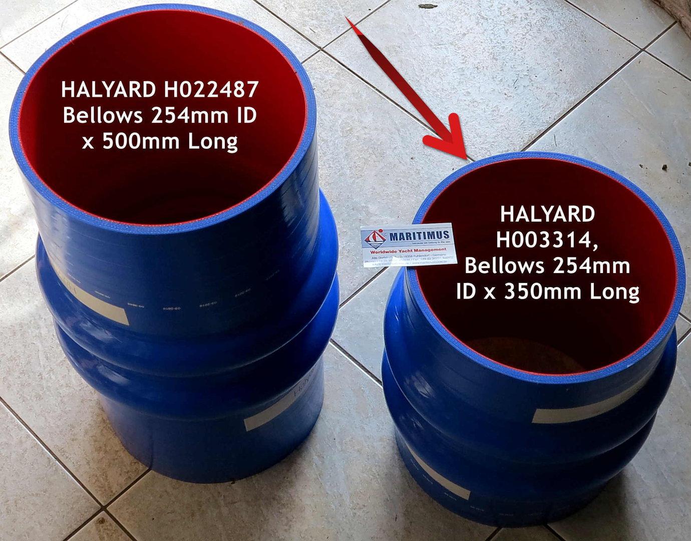"""63 mm 4/"""" X 20/"""" Pince Acier Inoxydable d/'Échappement Silencieux Box 2.5/"""" ID entrée /& sortie"""